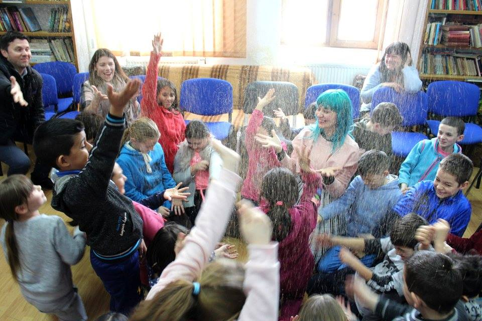 Lecţia de lectură la Casa de Cultură (GALERIE FOTO)