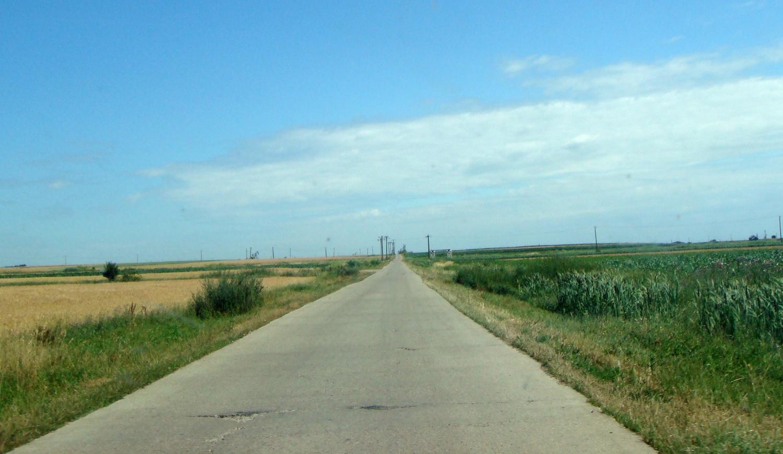 Se repară drumul Pecica – Turnu