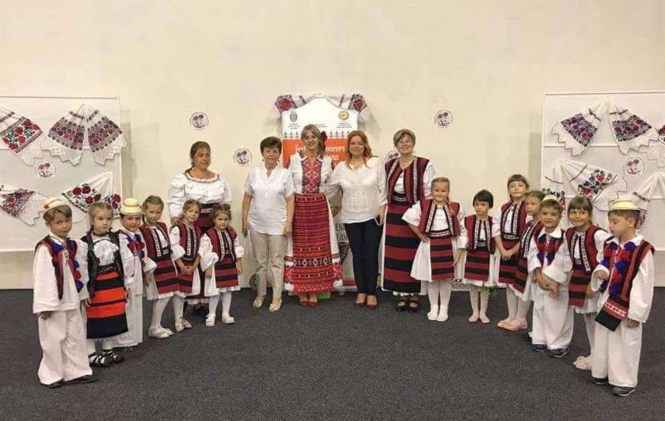 Copii pecicani la Oradea