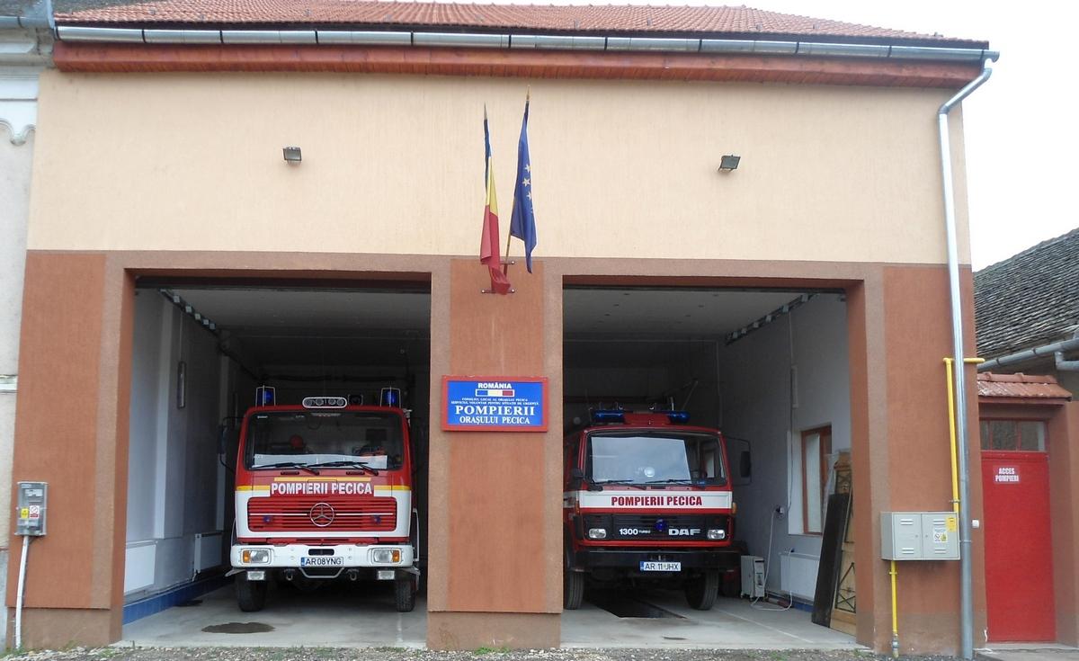 """Campania """"Previn, sunt protejat!"""" inițiată de pompierii voluntari din cadrul SVSU Pecica (capitolul III)"""