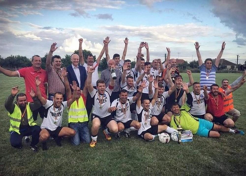 CS Speranţa Turnu a promovat în Liga 4 de fotbal
