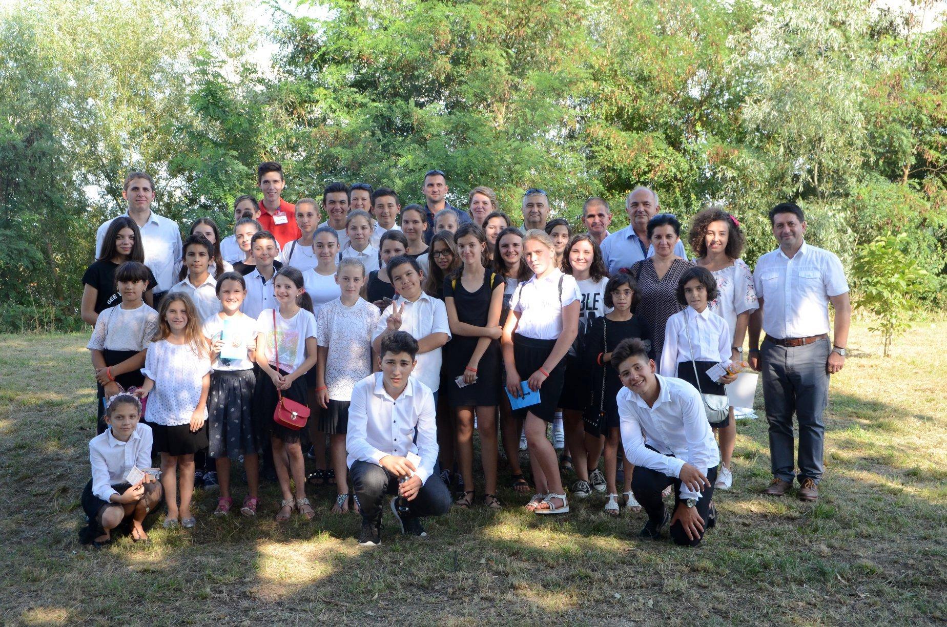 Program coral la Bodrogu Vechi