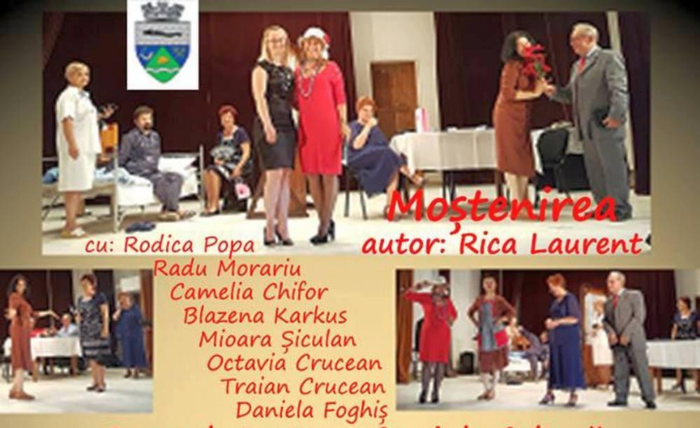 Program teatral româno-francez