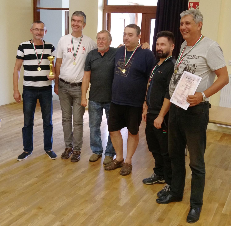 Turneu internaţional câştigat de şahiştii pecicani