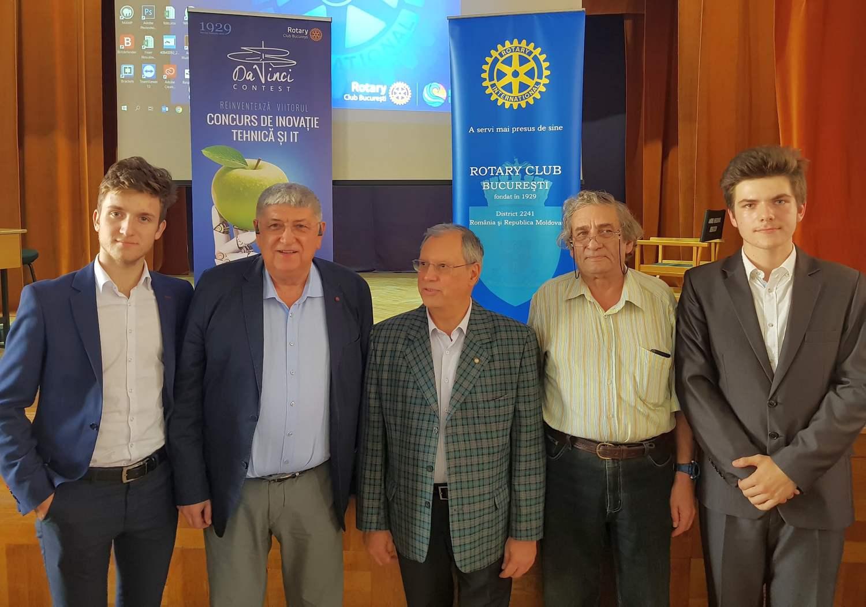 Elev pecican premiat la Bucureşti
