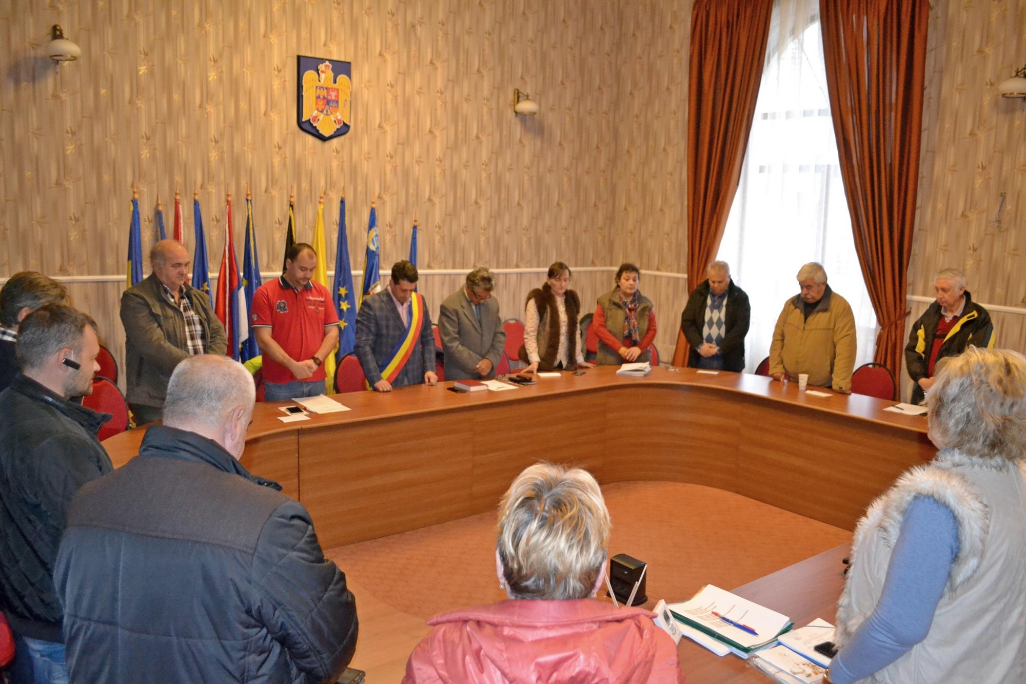Moment de reculegere şi validare de mandat în Consiliul Local Pecica