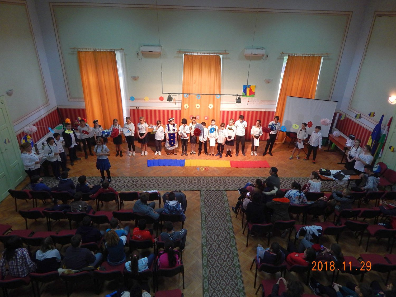 Centenarul Marii Uniri la Școala Gimnazială Nr. 2 Pecica