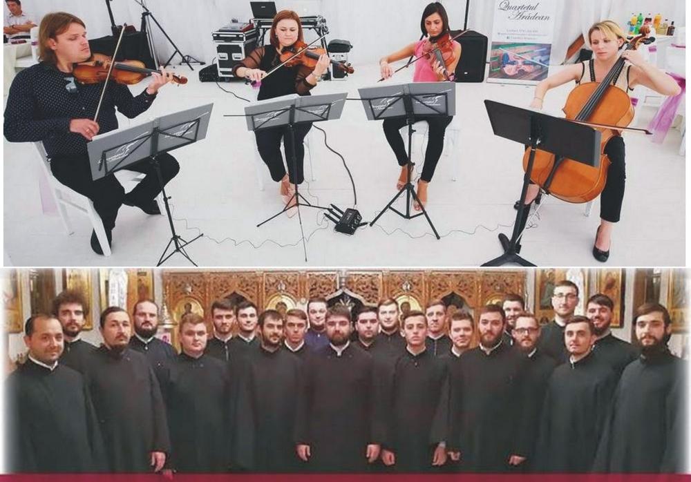 Concerte în așteptarea Crăciunului