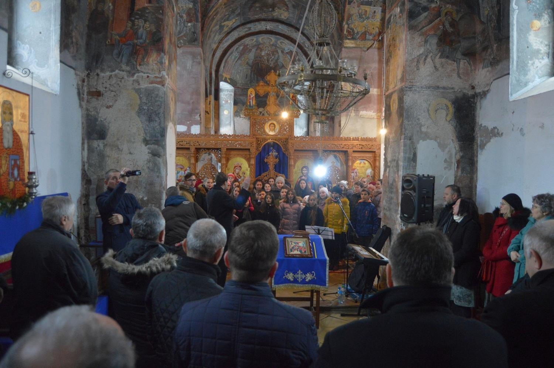 Colinde în limbile română şi sârbă în preajunul Crăciunului de rit vechi