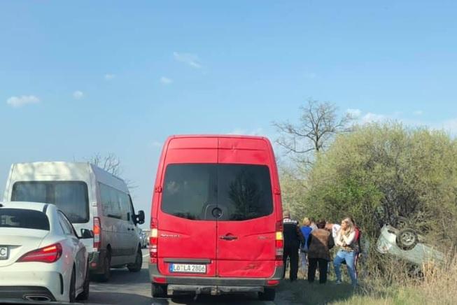 WEEKEND NEGRU pe șoselele din județ! Două accidente GRAVE