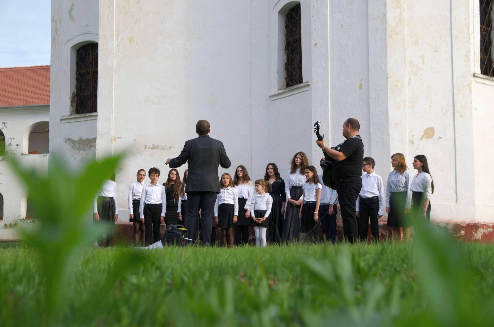 Concert coral pascal (GALERIE FOTO)