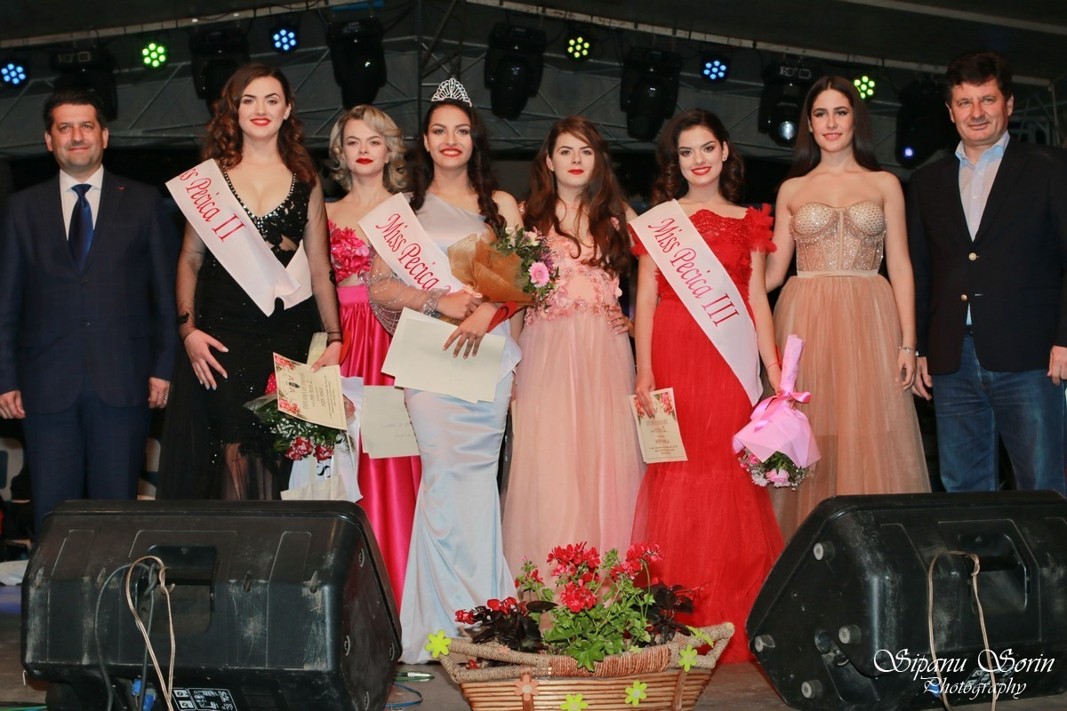 Emmanuela Vidolman este Miss Pecica 2019 (GALERIE FOTO)