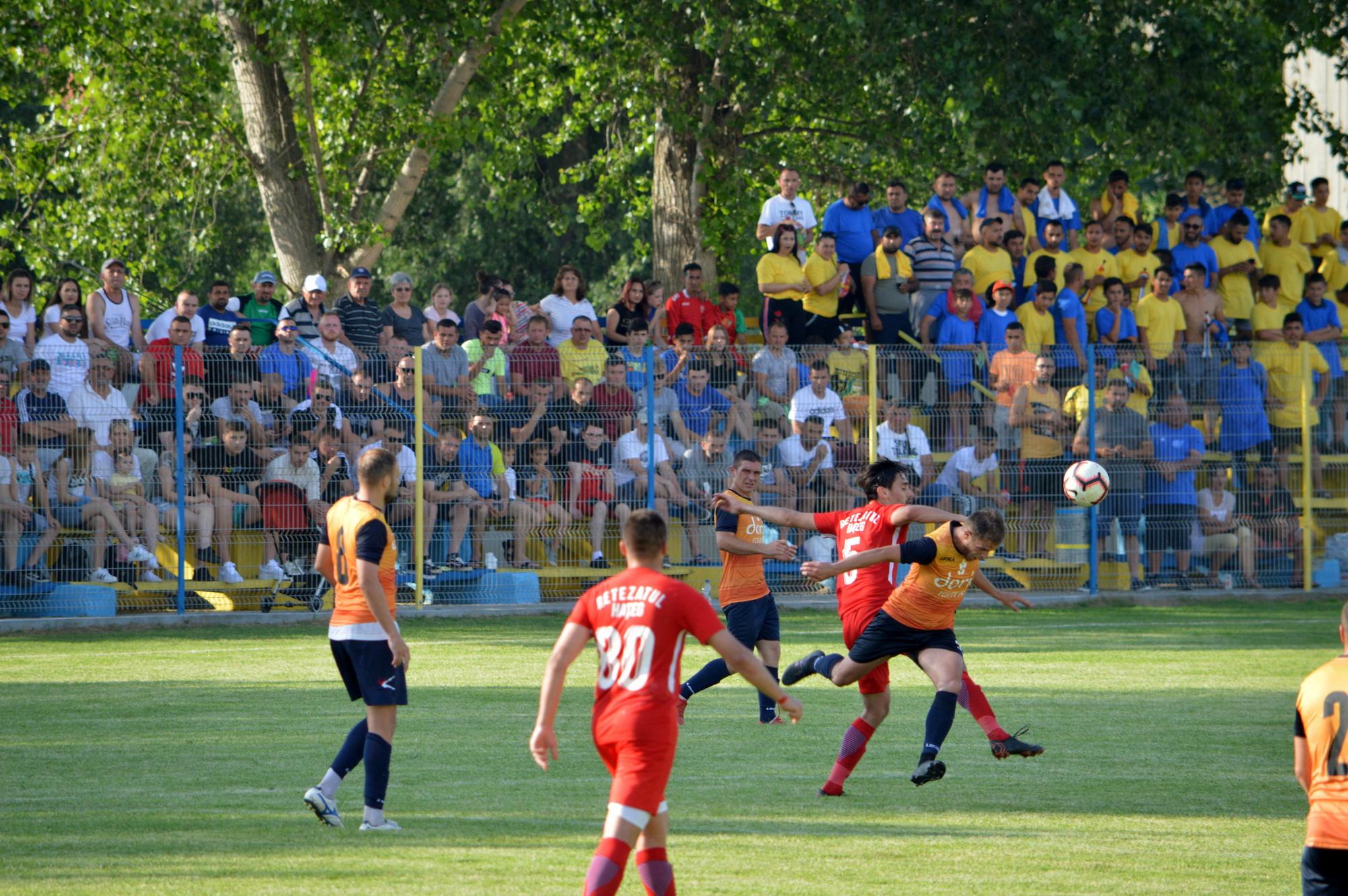 Victorie muncită pentru Progresul în primul meci de baraj (GALERIE FOTO)