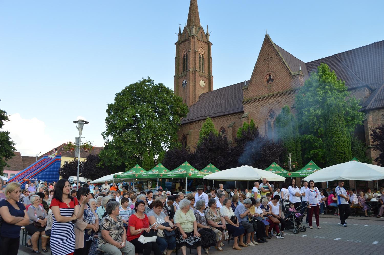 Sâmbătă şi duminică se sărbătoreşte hramul bisericii romano-catolice