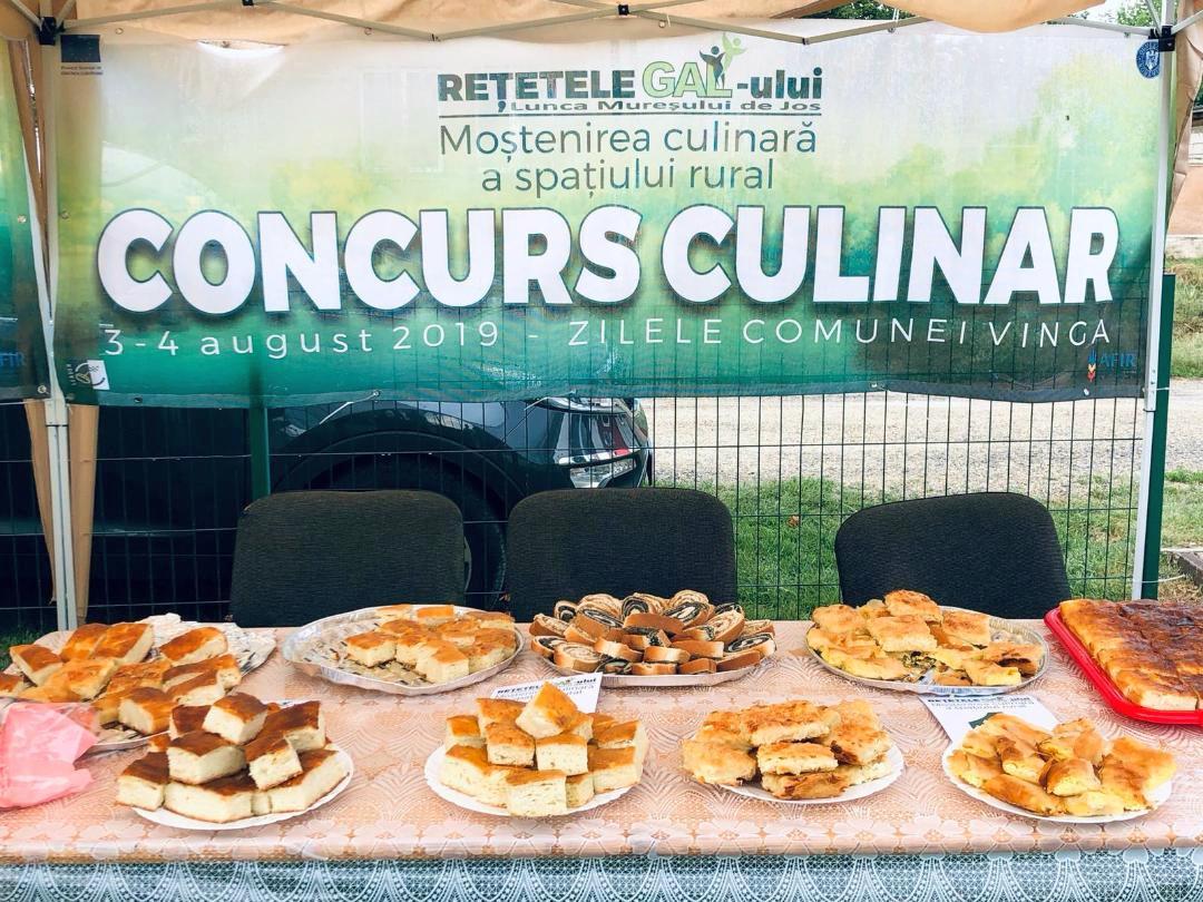 """Organizatori şi jurat pecican la """"Rețetele GAL-ului"""""""