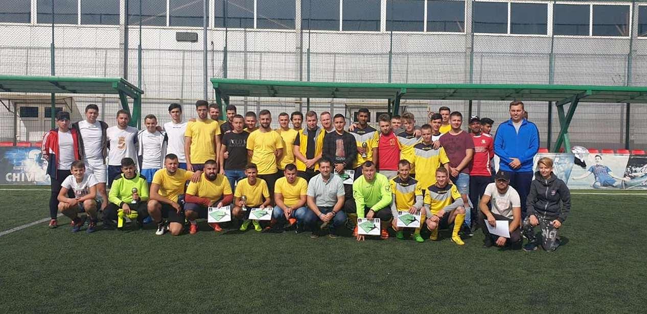 Gazdele au câştigat trofeul TNL Pecica