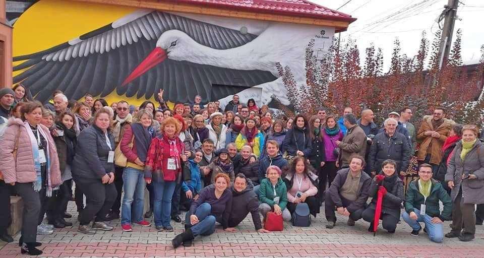 Peste 100 de ghizi turistici au vizitat oraşul