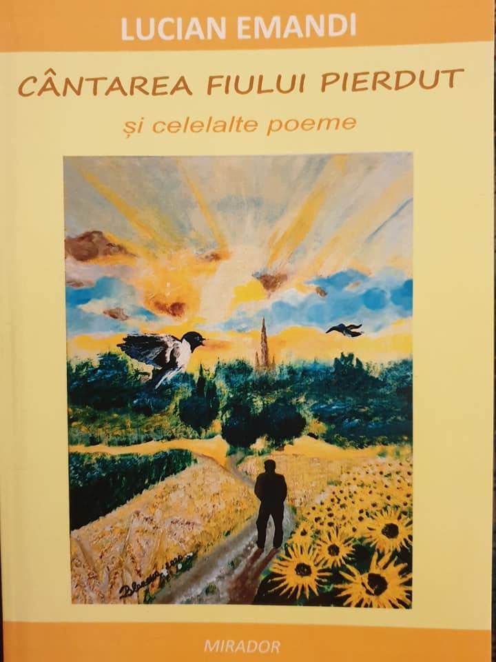 Volum antologic cu opera poetului pecican Lucian Emandi
