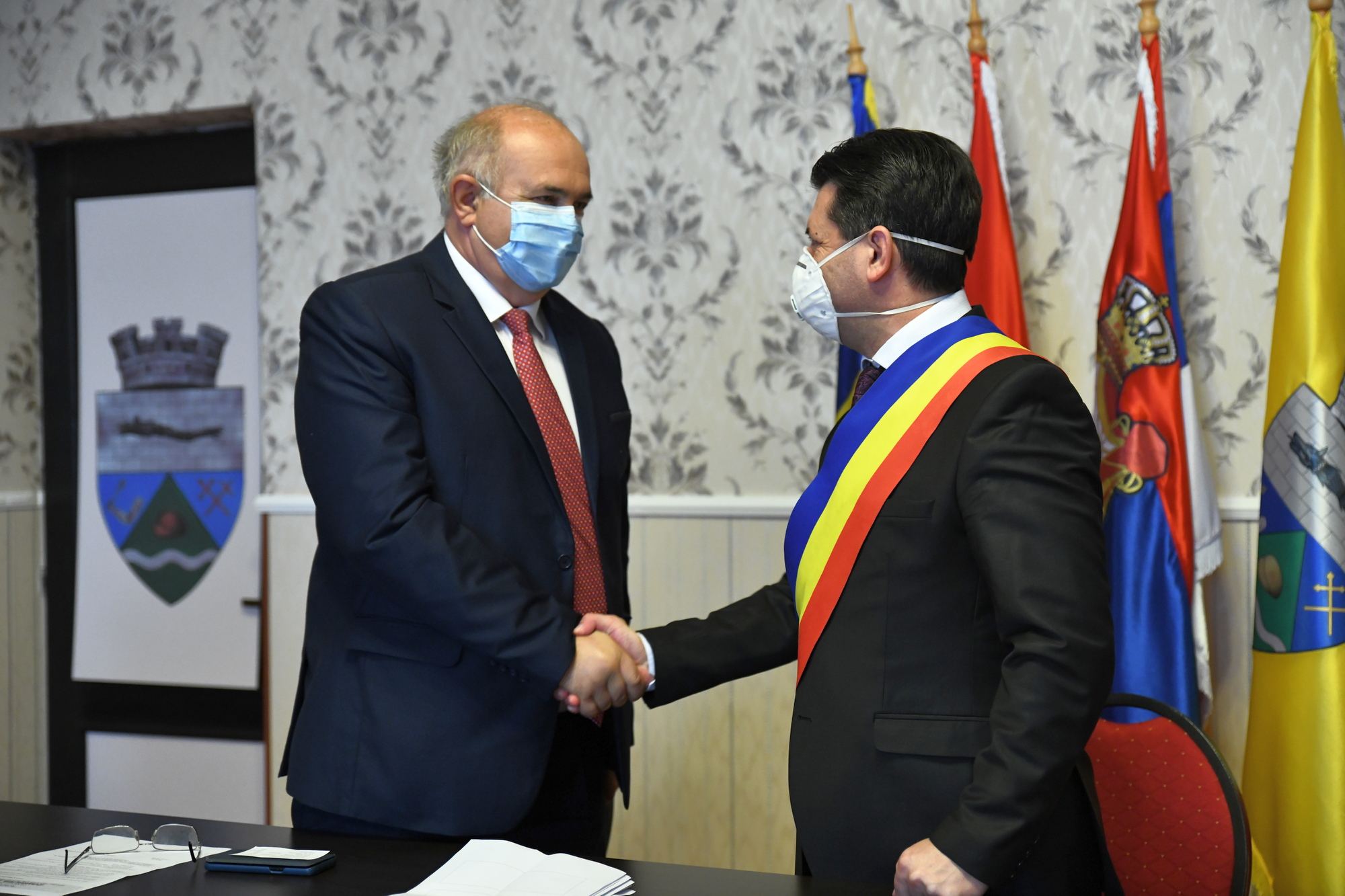 Miodrag Stanoiov a fost reales viceprimar