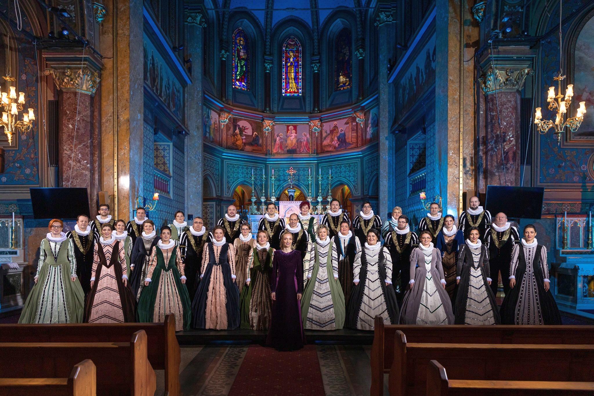 Cadou muzical de Paşte, de la Corul Madrigal