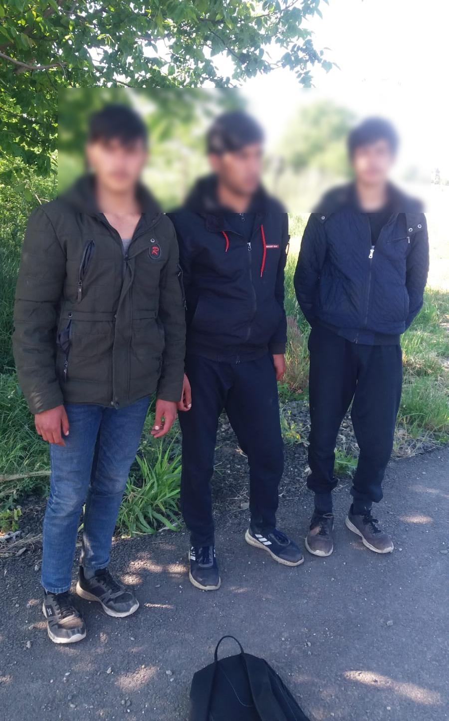 Minori afgani, la pas prin Turnu