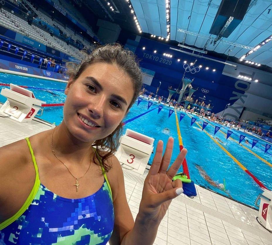 Sportivă de origine pecicană, la Jocurile Olimpice din Tokyo