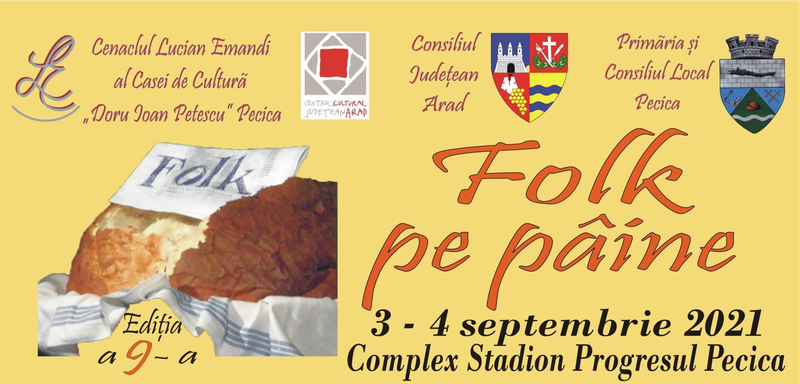 Folk pe pâine, vineri şi sâmbătă