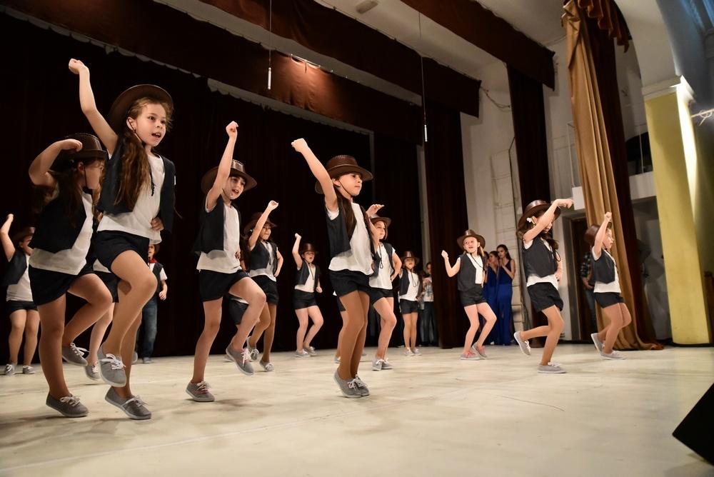 Ediţie aniversară a concursului judeţean de dans (GALERIE FOTO)