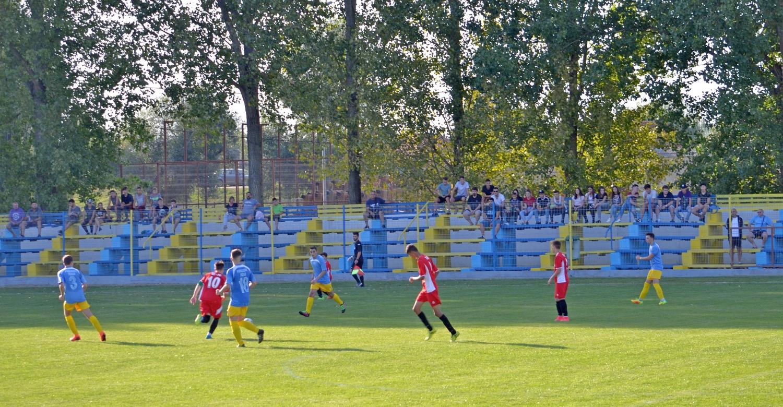 ACS Progresul Pecica Juniori: ploaie de goluri pe aproape 30 de grade (GALERIE FOTO)