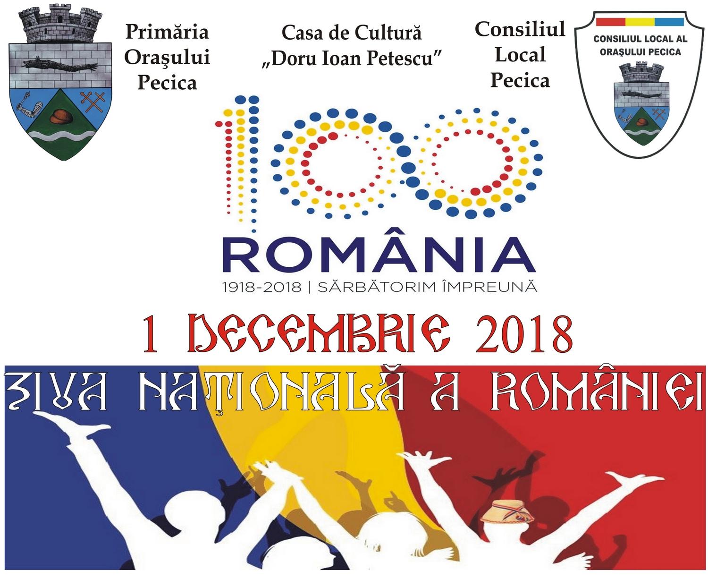 Ziua Națională a României la Pecica