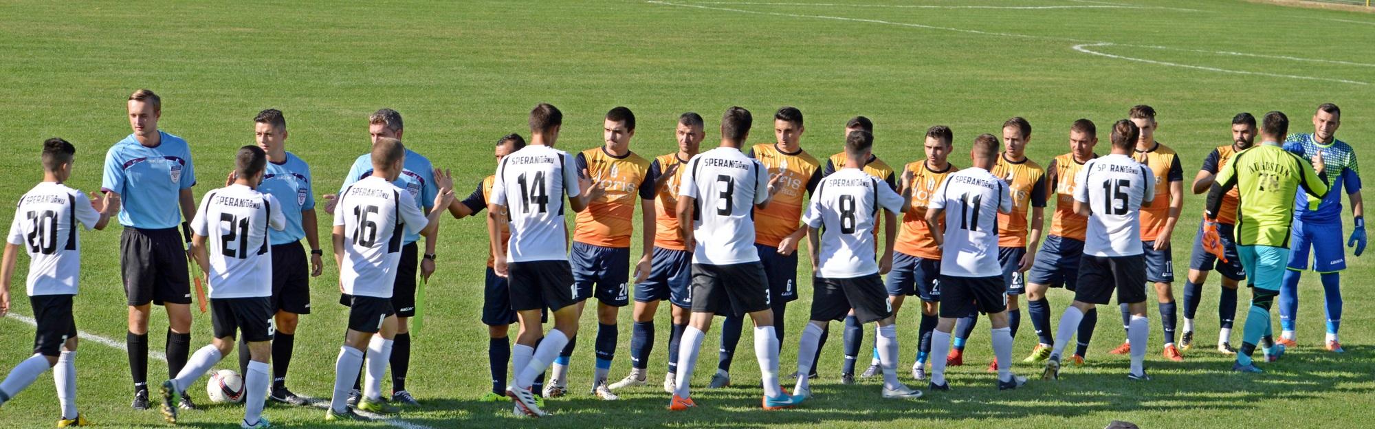 Echipele locale încep returul Ligii 4 pe teren propriu