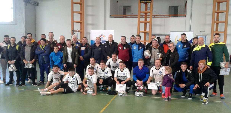 CS Speranţa Turnu a câştigat Campionatul Județean de Futsal