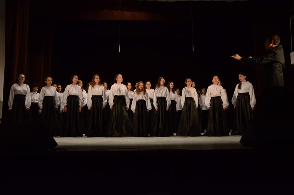 Concert de Paști la Mănăstirea Bezdin