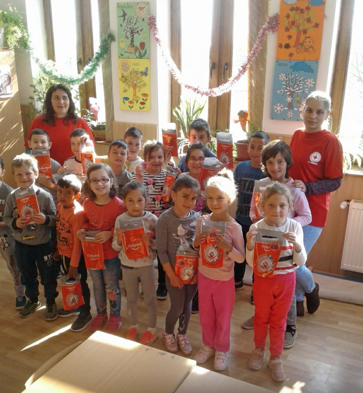 Program de educaţie sanitară la Şcoala Primară nr. 1