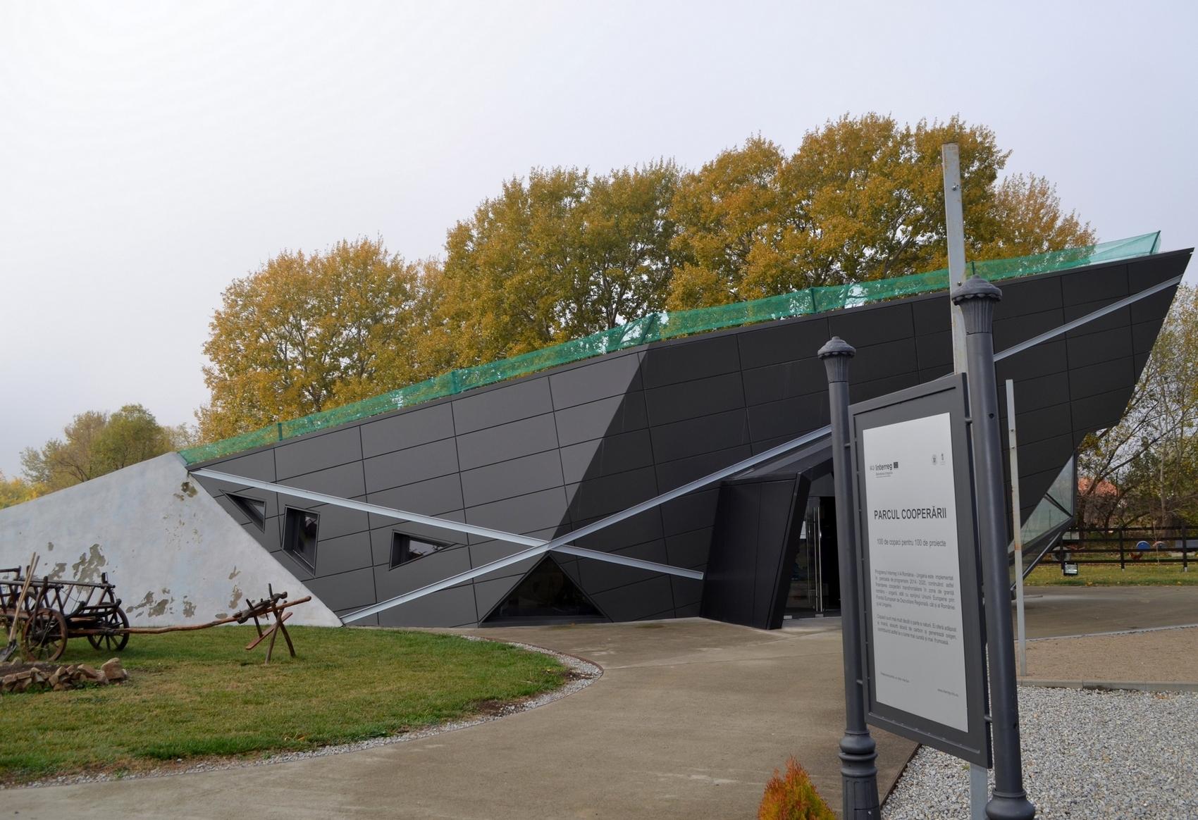 Parcul Cooperării româno-maghiare, la Pecica şi la Gyula (GALERIE FOTO)