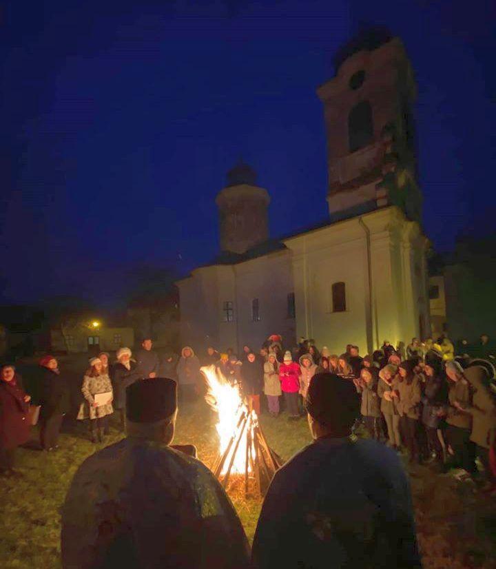 Concert de colinde de Crăciunului sârbesc