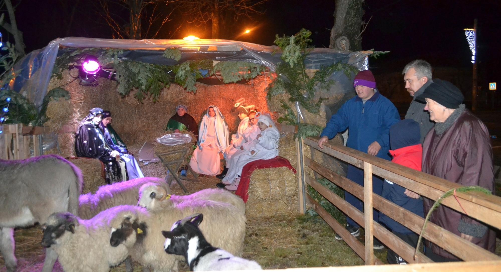 Obiceiurile de Crăciun, păstrate printr-un proiect cu fonduri europene (GALERIE FOTO)
