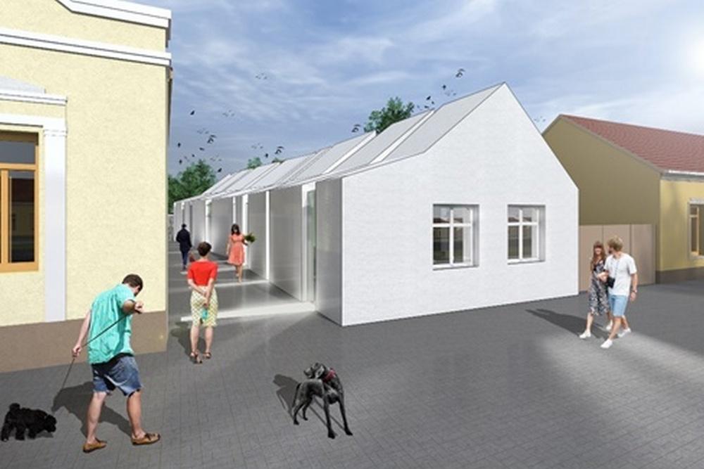 Teatru de vară, centru de tineret și centru tradițional la Pecica, din fonduri europene