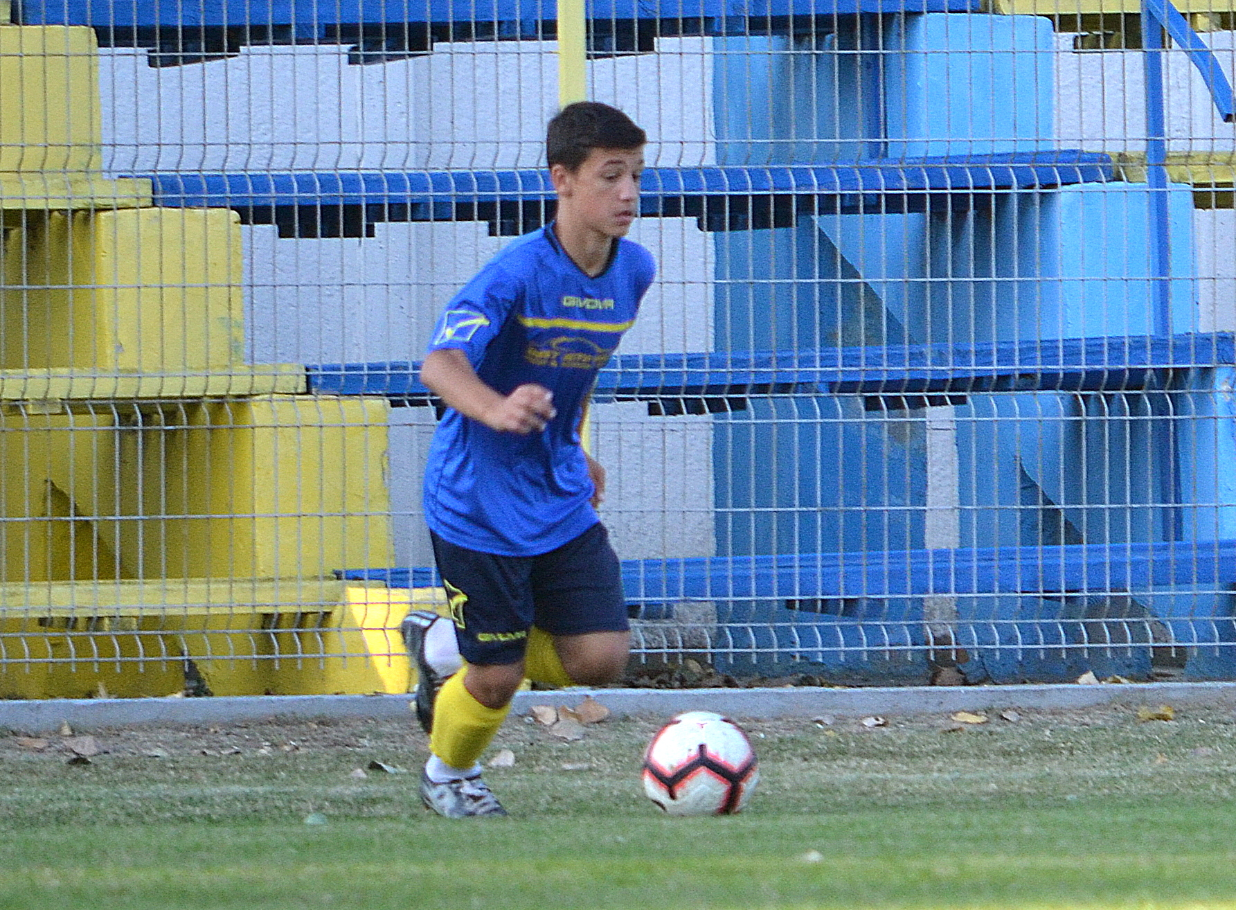 Junior pecican, convocat la lotul național de fotbal