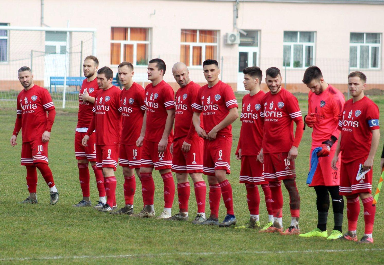 ACS Progresul Pecica începe campionatul pe teren propriu, dar fără public