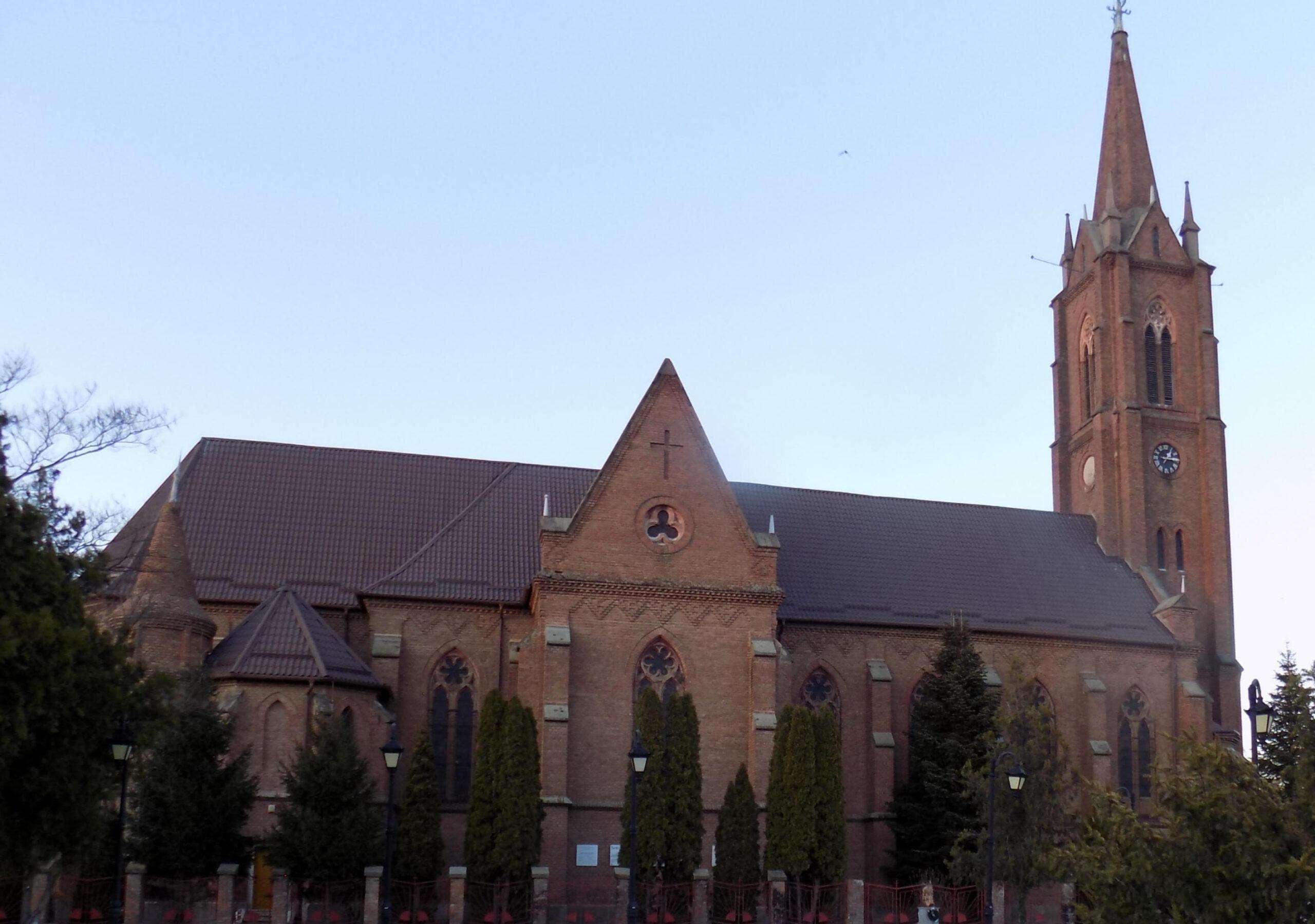 Biserica Catolică din Pecica, o introducere în arhitectura monumentului (FOTO)